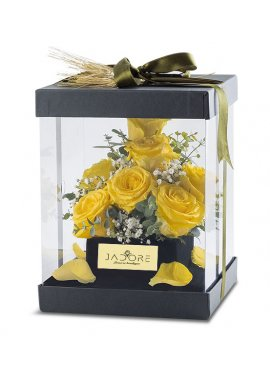 San Michele Tiorre Yellow Roses